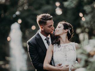 Le nozze di Chiara e Moris