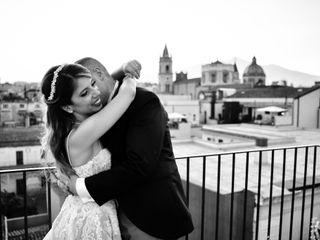 Le nozze di Marco e Fernanda