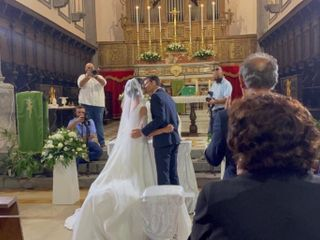 Le nozze di Ilenia e Alessio