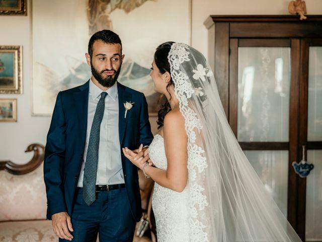 Il matrimonio di Guglielmo e Martina a Acireale, Catania 17