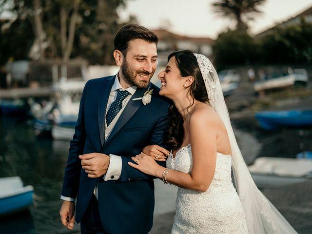Il matrimonio di Guglielmo e Martina a Acireale, Catania 35