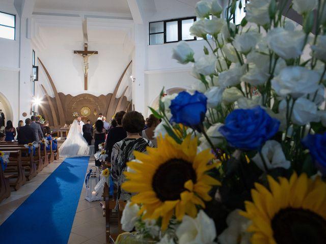 Il matrimonio di Carlo e Chantal a Lamezia Terme, Catanzaro 12