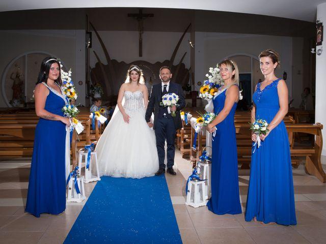 Il matrimonio di Carlo e Chantal a Lamezia Terme, Catanzaro 14