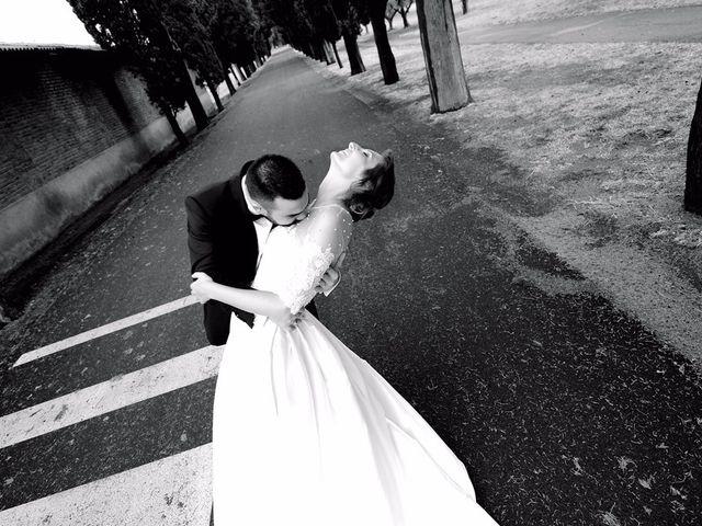 le nozze di Daniele e Monica