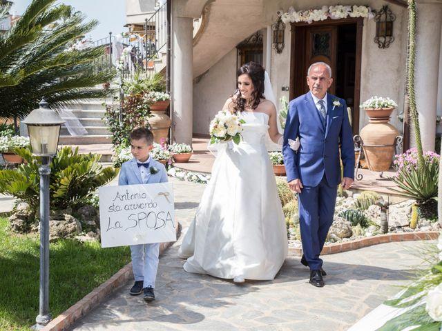 Il matrimonio di Antonio e Simona a Ricadi, Vibo Valentia 23