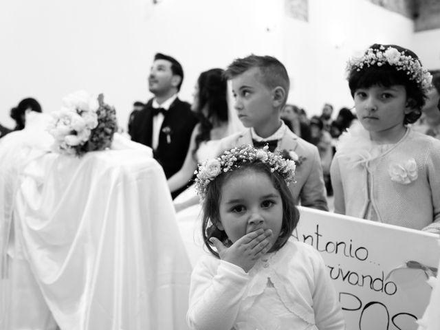 Il matrimonio di Antonio e Simona a Ricadi, Vibo Valentia 27