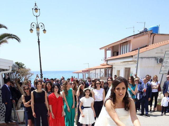 Il matrimonio di Antonio e Simona a Ricadi, Vibo Valentia 30