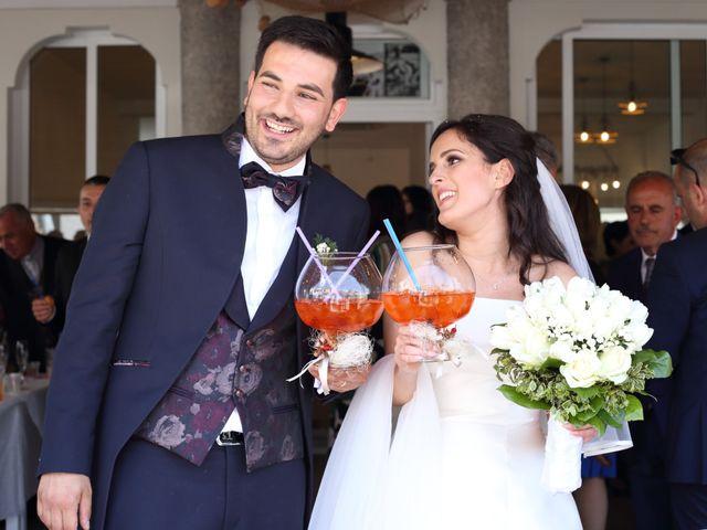Il matrimonio di Antonio e Simona a Ricadi, Vibo Valentia 33