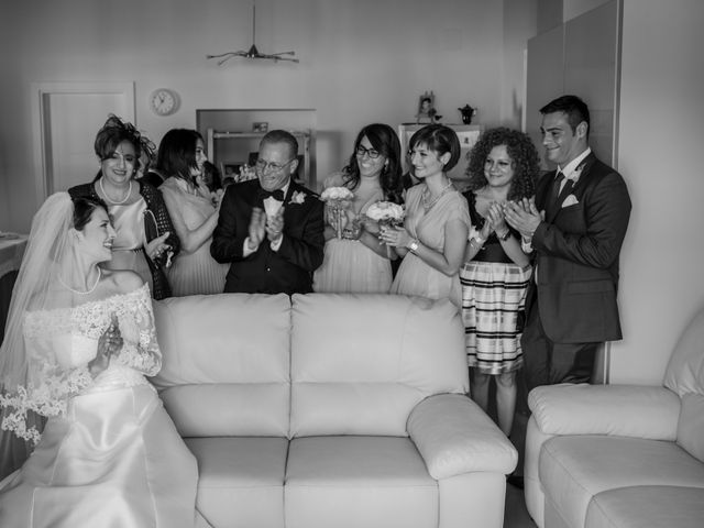 Il matrimonio di Gianluca e Roberta a Pagani, Salerno 24