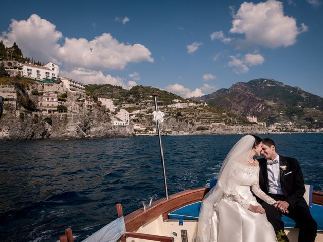 Il matrimonio di Gianluca e Roberta a Pagani, Salerno 37