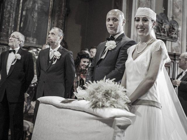 Le nozze di Jacqueline e Andrea