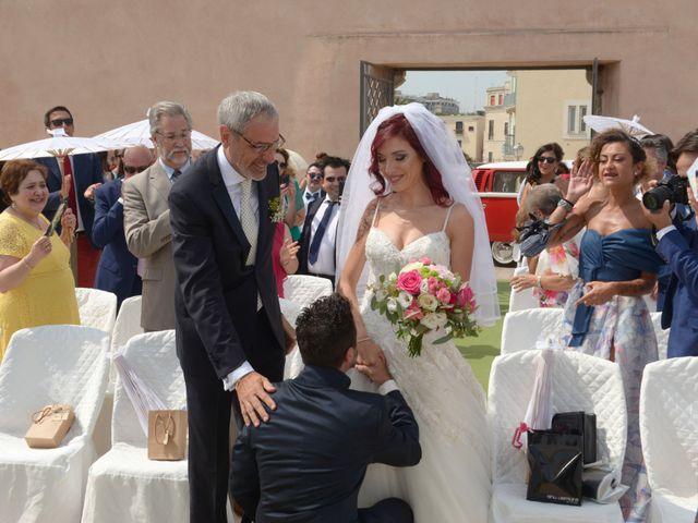 Il matrimonio di Mirko e Valentina a Fasano, Brindisi 17