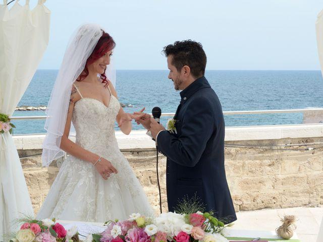 Il matrimonio di Mirko e Valentina a Fasano, Brindisi 21