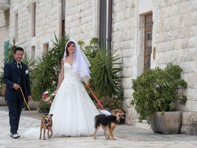Il matrimonio di Mirko e Valentina a Fasano, Brindisi 1