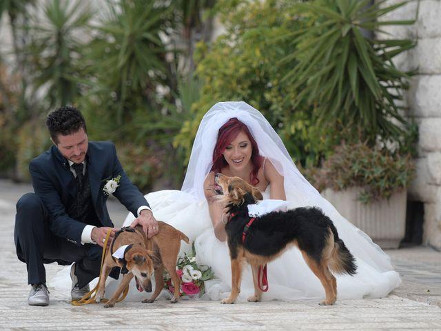 Il matrimonio di Mirko e Valentina a Fasano, Brindisi 2