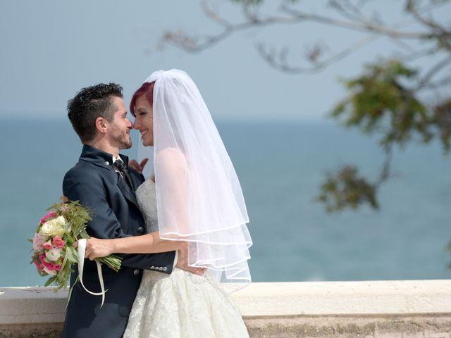 Il matrimonio di Mirko e Valentina a Fasano, Brindisi 32
