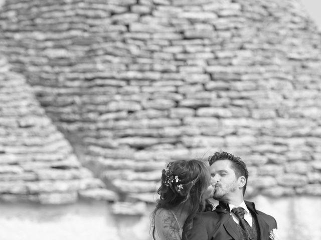 Il matrimonio di Mirko e Valentina a Fasano, Brindisi 33