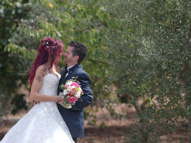 Il matrimonio di Mirko e Valentina a Fasano, Brindisi 34
