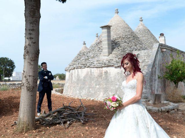 Il matrimonio di Mirko e Valentina a Fasano, Brindisi 35