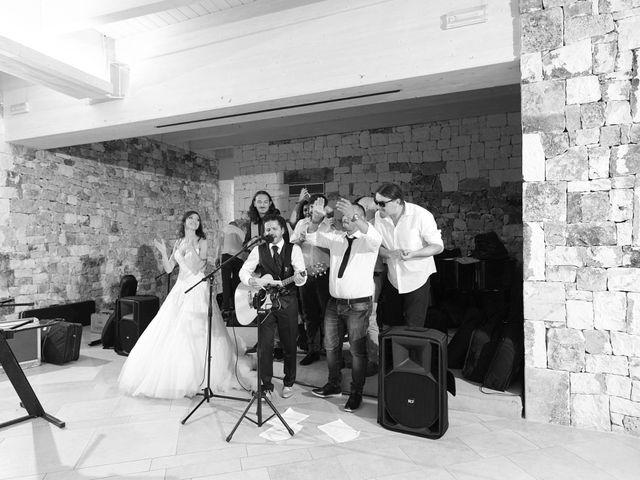 Il matrimonio di Mirko e Valentina a Fasano, Brindisi 38