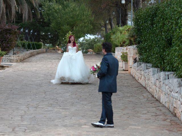 Il matrimonio di Mirko e Valentina a Fasano, Brindisi 41