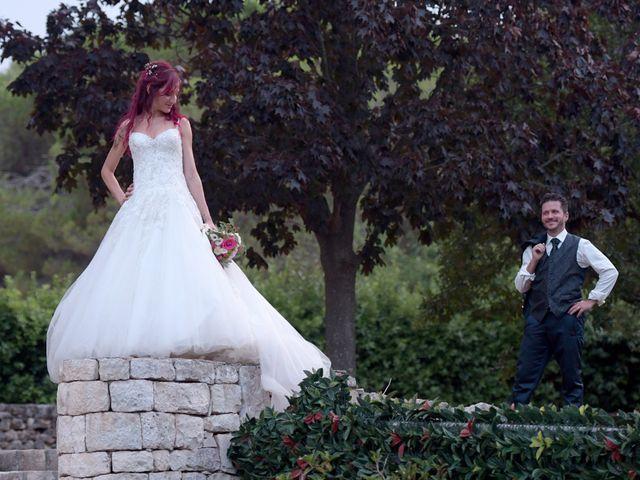 Il matrimonio di Mirko e Valentina a Fasano, Brindisi 43