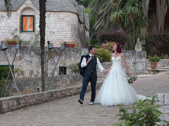 Il matrimonio di Mirko e Valentina a Fasano, Brindisi 45
