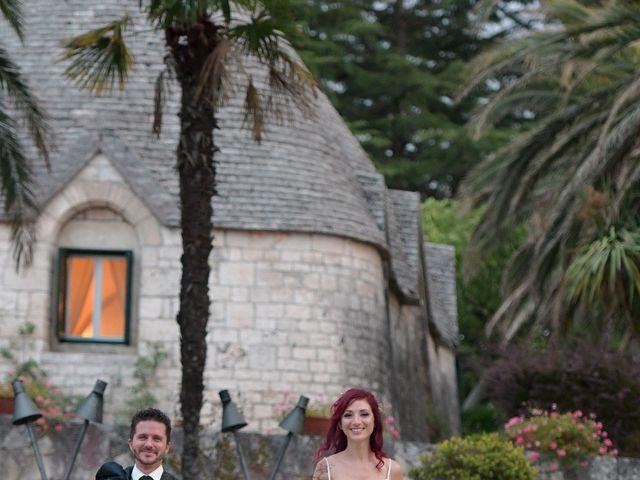 Il matrimonio di Mirko e Valentina a Fasano, Brindisi 46