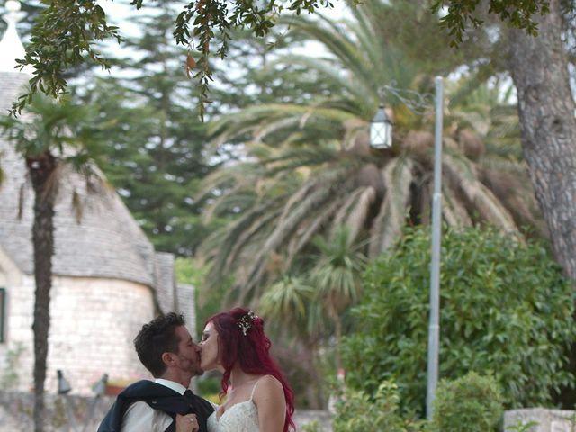 Il matrimonio di Mirko e Valentina a Fasano, Brindisi 47