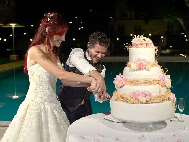Il matrimonio di Mirko e Valentina a Fasano, Brindisi 48