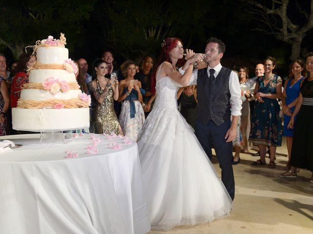 Il matrimonio di Mirko e Valentina a Fasano, Brindisi 50