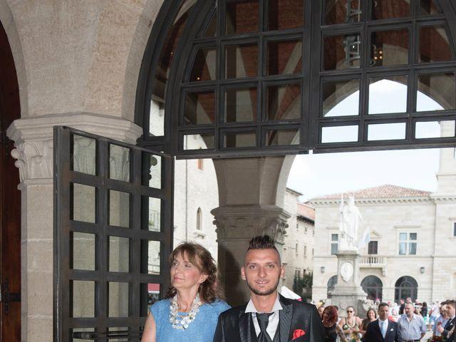Il matrimonio di Miky e Elisa a San Marino, San Marino 4