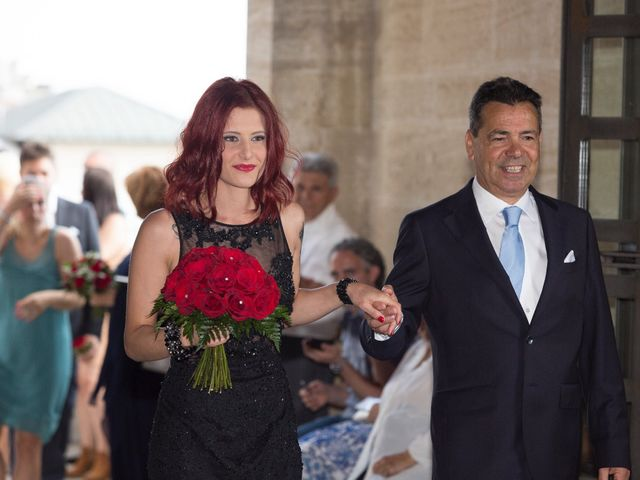 Il matrimonio di Miky e Elisa a San Marino, San Marino 5