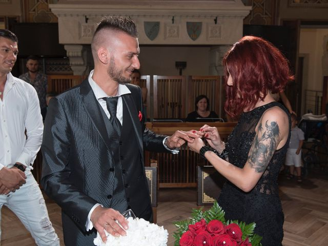Il matrimonio di Miky e Elisa a San Marino, San Marino 9