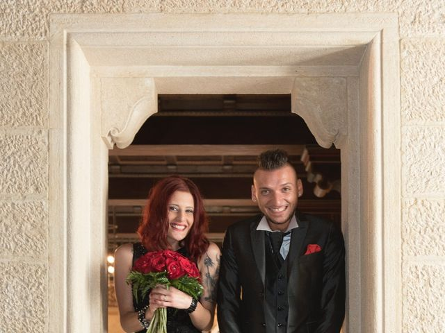 Il matrimonio di Miky e Elisa a San Marino, San Marino 14