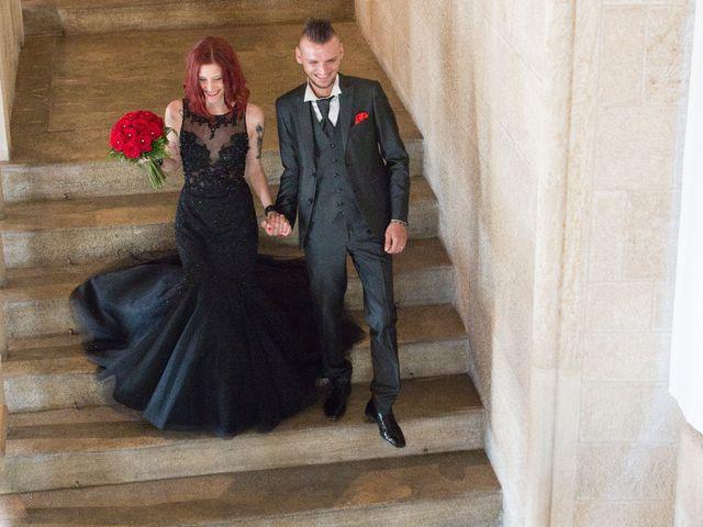 Il matrimonio di Miky e Elisa a San Marino, San Marino 15