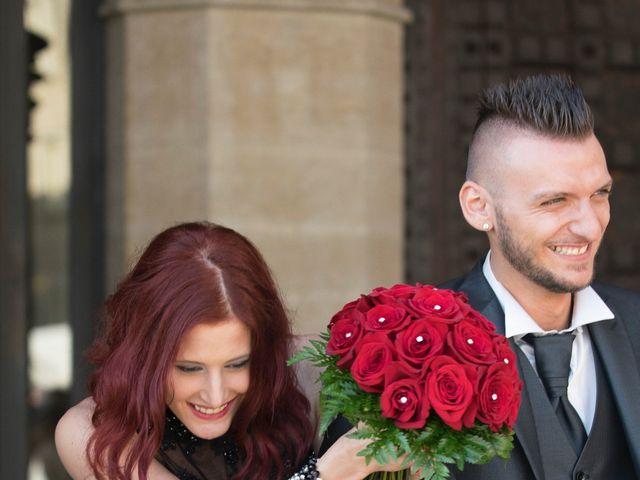 Il matrimonio di Miky e Elisa a San Marino, San Marino 16