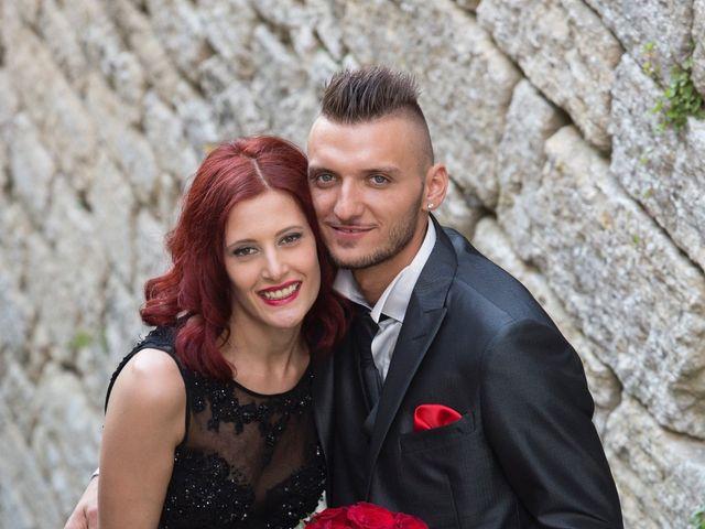 Il matrimonio di Miky e Elisa a San Marino, San Marino 21