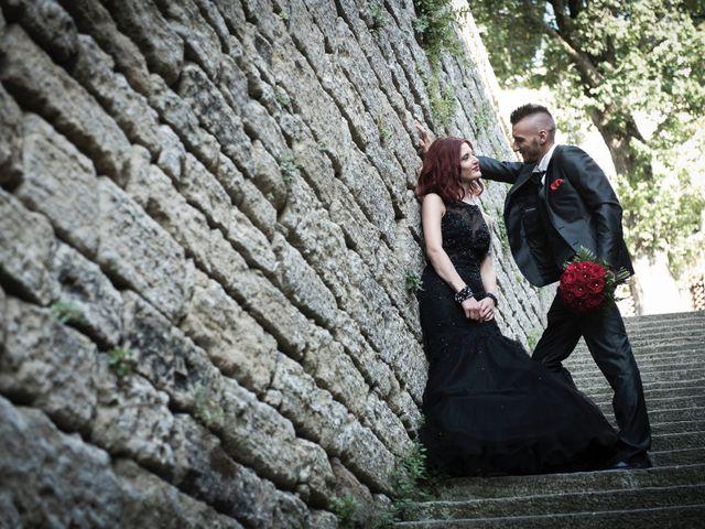 Il matrimonio di Miky e Elisa a San Marino, San Marino 22