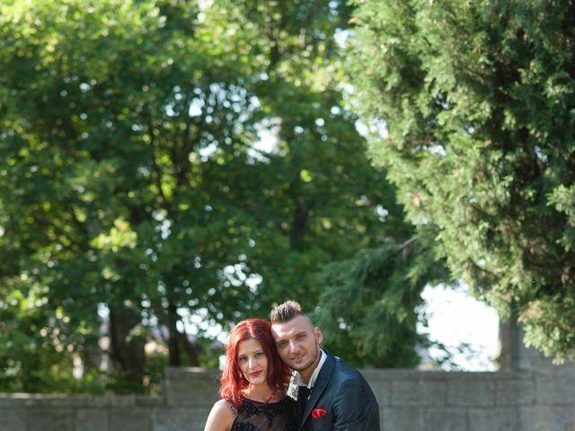 Il matrimonio di Miky e Elisa a San Marino, San Marino 23