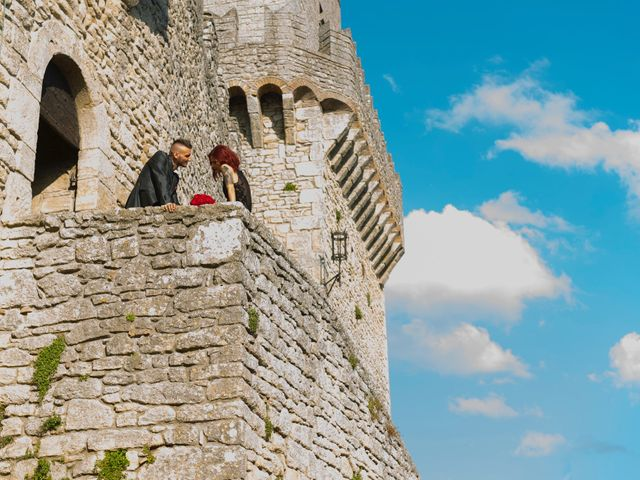 Il matrimonio di Miky e Elisa a San Marino, San Marino 27