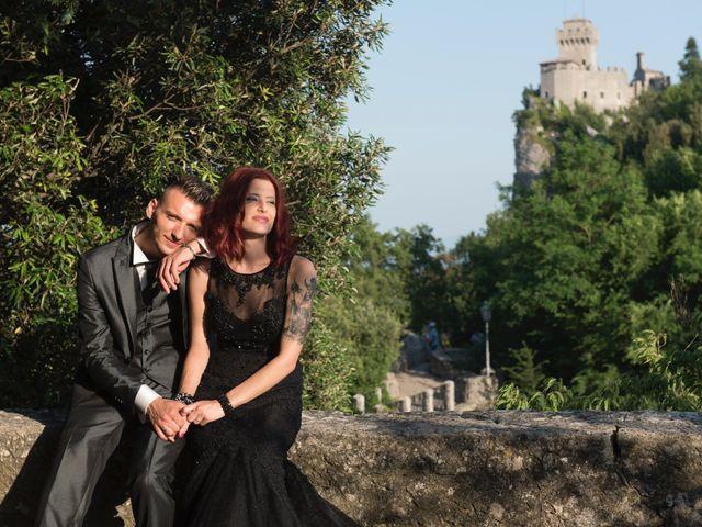 Le nozze di Elisa e Miky
