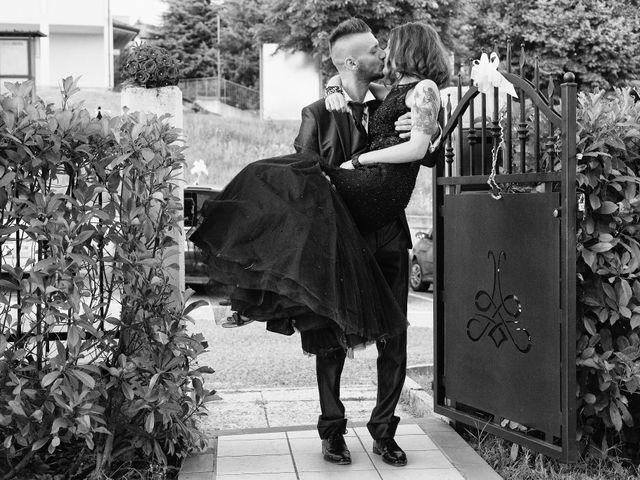 Il matrimonio di Miky e Elisa a San Marino, San Marino 30