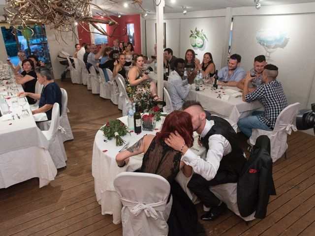 Il matrimonio di Miky e Elisa a San Marino, San Marino 32