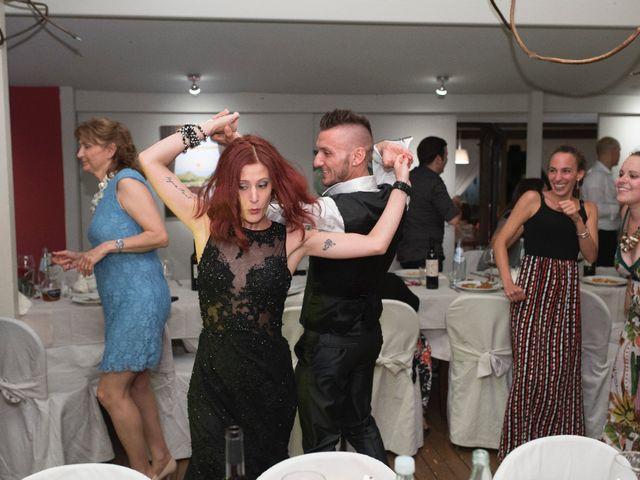 Il matrimonio di Miky e Elisa a San Marino, San Marino 33