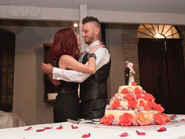 Il matrimonio di Miky e Elisa a San Marino, San Marino 34
