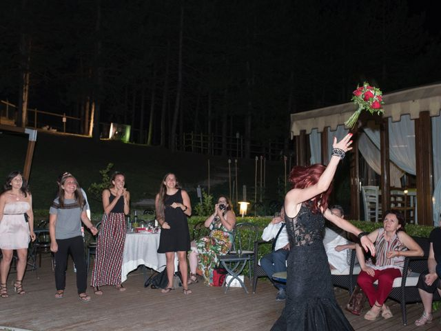 Il matrimonio di Miky e Elisa a San Marino, San Marino 35