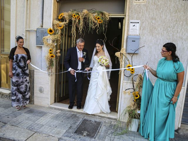 Il matrimonio di Angelo e Barbara a Brindisi, Brindisi 12