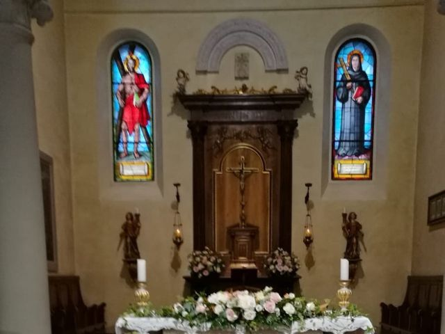 Il matrimonio di Chiara e Cristiano a Reggello, Firenze 1