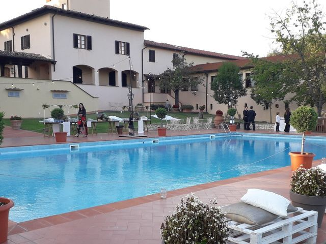 Il matrimonio di Chiara e Cristiano a Reggello, Firenze 2